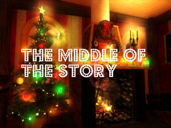 "Who is Christmas - Part 1 ""The Middle of the Story"""